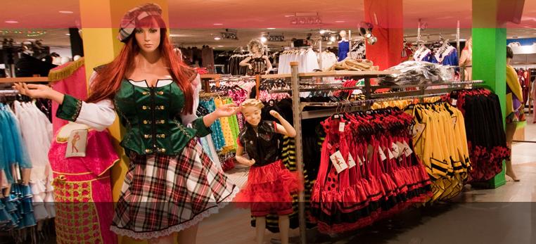 carnavalskleding winkel